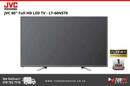 "JVC 60"" Full HD Led TV"