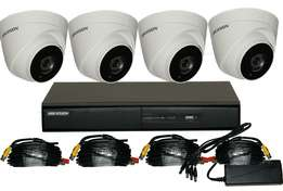 Professional CCTV installation and Setup