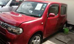 2009 Nissan cube 1500cc New model