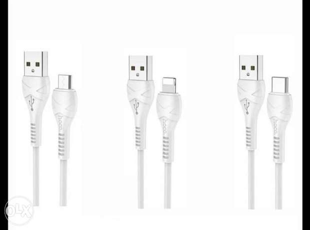 Micro, Type-C, Lightning Cable