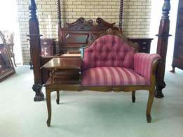 Antique Victorian Telephone chair