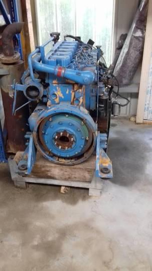Liebherr Motor D 906 T 132 Kw - 1993