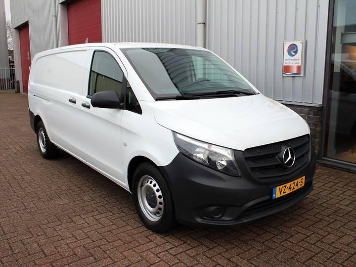 Mercedes-Benz Vito 111 CDI L3 Bank/Clima Extra Lang XL 343 - 2016