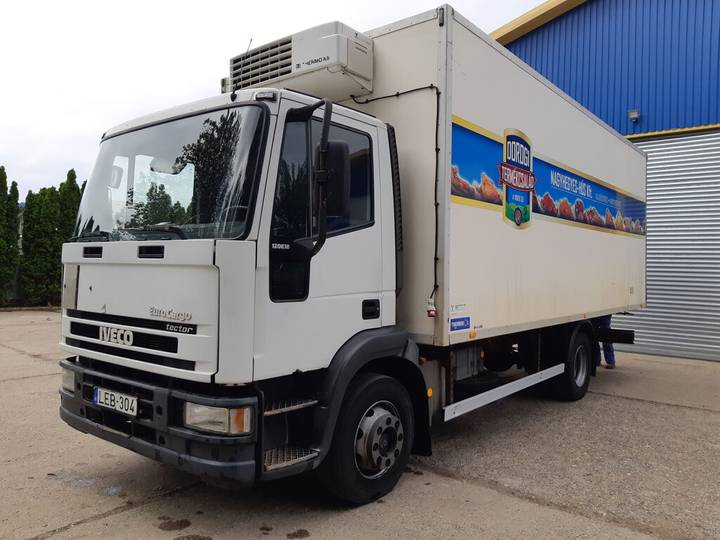 Iveco 120E18 Thermoking V500+Meathooks - 2003