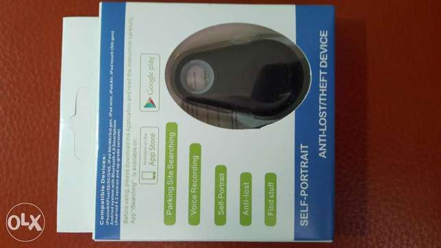 Device Bluetooth 4.0 Tracer GPS Tracker Self-portrait Anti-theft Alarm