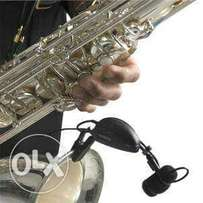 Quality saxophone microphone