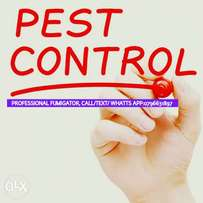 Fumigation n pest control services