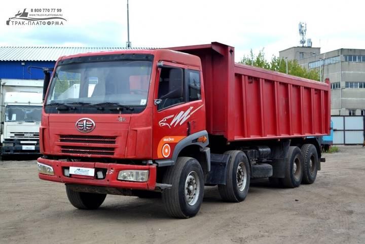 FAW CA3312P2K2LT4E - 2008