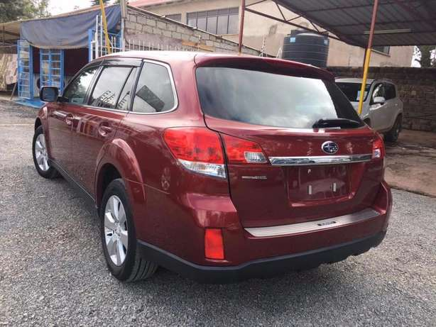 Subaru Outback 2010 Foreign Used For Sale Asking Price 2,350,000/= Lavington - image 7