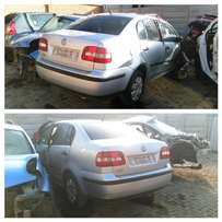 VW POLO 6 and VW POLO classic Stripping for Car Spare Parts