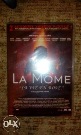 "la mome ""edith piaf story"" original dvd sealed"