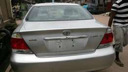 Toyota Camry Le 2005 Silver.