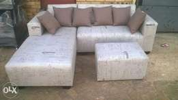 L shape couch factory