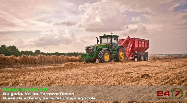 John Deere Tractor and combine parts