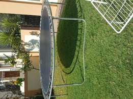 3m Trampoline for sale or swop