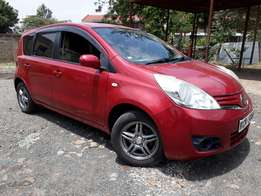 Nissan Note 1.5l 010 Model Kcm Sale