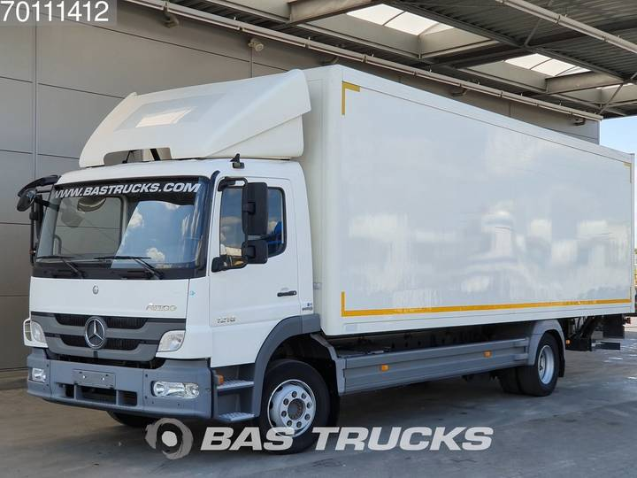 Mercedes-Benz Atego 1218 L Atego 1218 4X2 Manual Ladebordwand Euro 5 - 2012