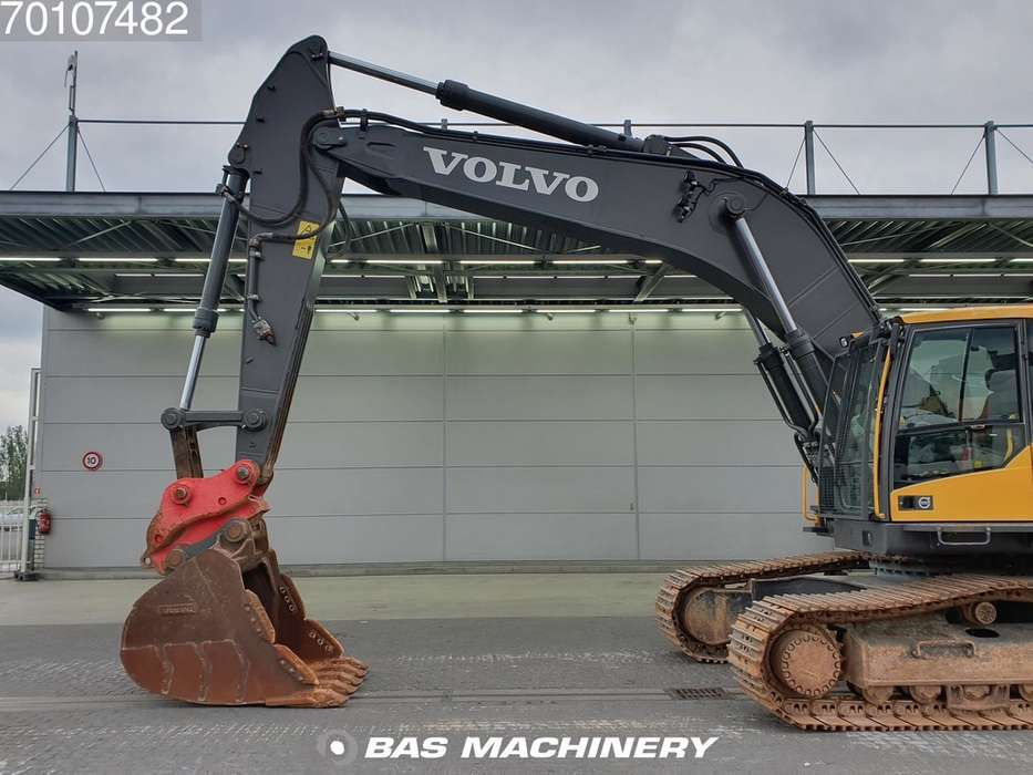 Volvo EC350DL Ready for work - nice and clean - 2016 - image 6