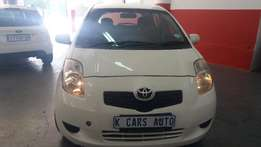 Toyota Yaris T3, 2008 Model with 75000Km in Excellent Condition