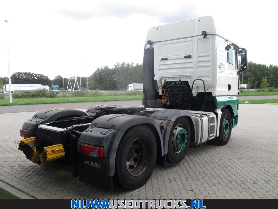 MAN TGX 26.440 Steered axle 6X2 - 2008 - image 3