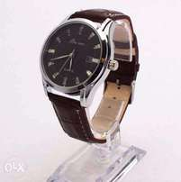 BEI_NUO Quality Leather Men Watch