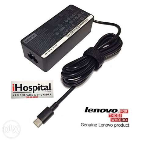 Lenovo Type-C Adapter 65W Charger