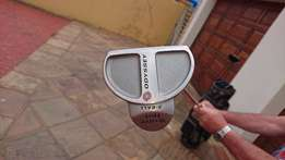 Bargain ! Odyssey Hot Metal 2 ball putter in good condition !