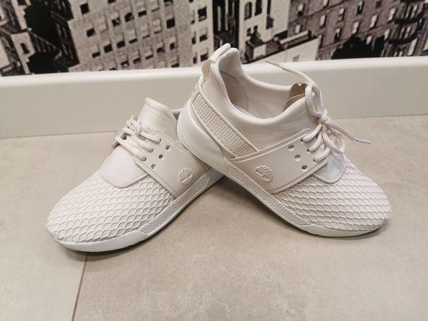 Buty Timberland, nowe, białe, rozmiar 39 Zamość • OLX.pl