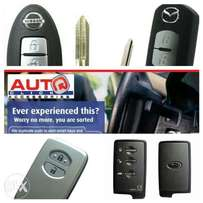 Car keys programming and lost car keys solutions