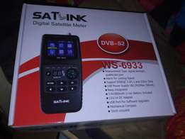 Brand new Digital Satlink WS6933, DVBS2 satellite meter/finder
