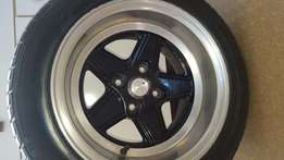 13 8j rims and taiers for sale