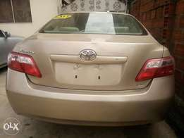 Toyota Camry LE 2008model