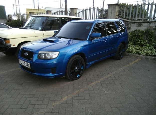 Subaru Forester 2007 Model In immaculate Condition Karen - image 1