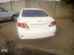 Toyota Corolla foreign used 2009model for sale