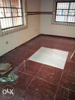 Neely Built 3 Bedroom Fully Tiled,Borehole, Fenced in Olomi Academy