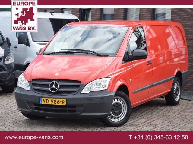 Mercedes-Benz Vito 110 CDI Lang Airco/PDC 06 2013 - 2013