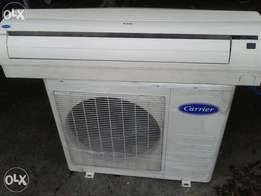 Superb & chilling 1.5hp Carrier Air conditional at give away price