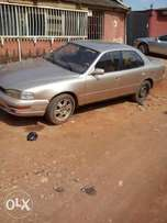 Super clean Toyota Camry orobo 1996 model