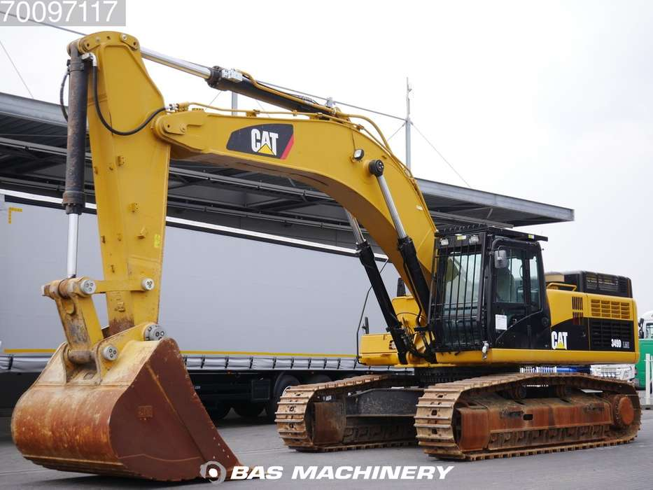 Caterpillar 349D LME Special price - more available - 2014 - image 2
