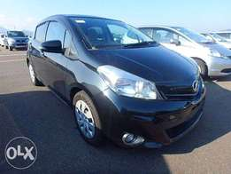 Toyota Vitz New Model Year 2011 Automatic Transmission 2WD Black