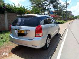 Clean Toyota Wish on quick sale
