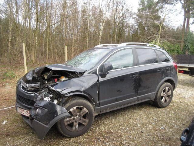 Opel Antara 2.2 CDTI ecoFLEX NAVI LEDER SZH - 2014