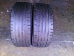 215/45/R16 on special in a good condition for sale R650 each