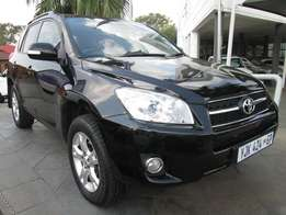 Toyota Rav4 2.0 VX AWD Auto, 2009 Model, 122000km, Black Colour, Fresh