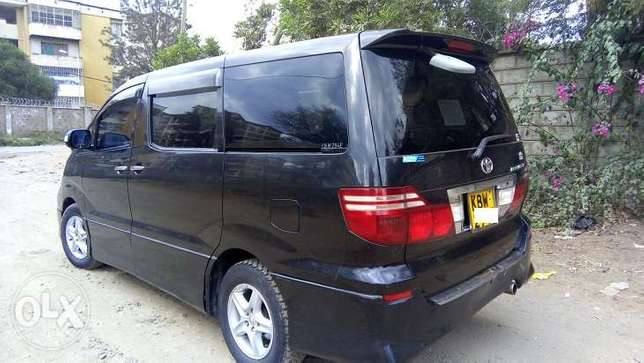 Toyota Alphard, Year 2006, KBW, 2400cc, Sheer Luxury Van Nairobi West - image 5