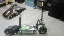 Uber scoot 1000w perfect condition