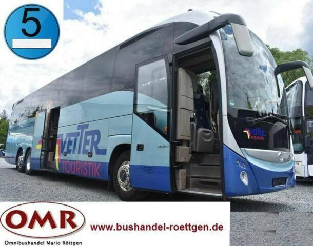 Irisbus magelys hdh / 516 / 580 / 1. hand / 56 sitze - 2013