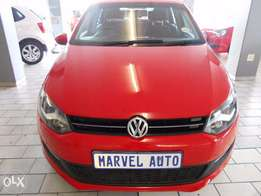 2013 Volkswagen Polo6 1.4 Comfortline For R130000