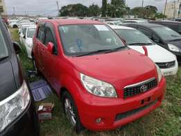 Toyota Rush KCN number 2010 model loaded with alloy rims, good m