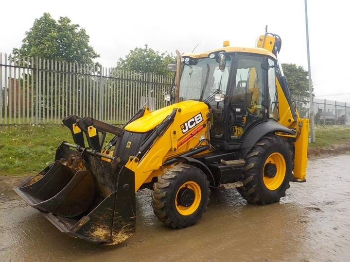 JCB 3CX P21 ECO - 2011